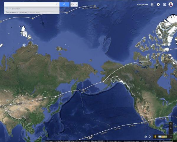 Карта тектонических плит и