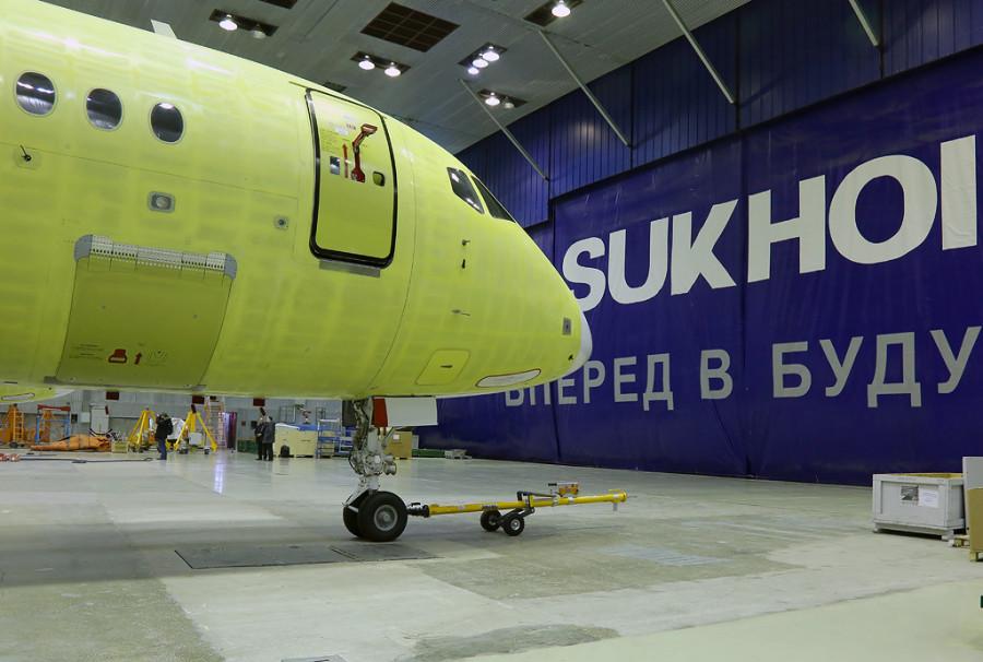 Dzemgi-sborka-SSJ95-97013-nose-2