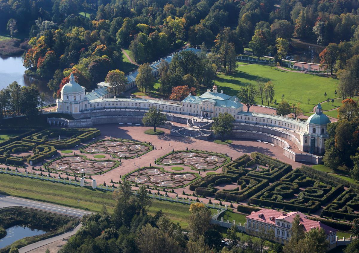 above-SPb-Oranienbaum-palace