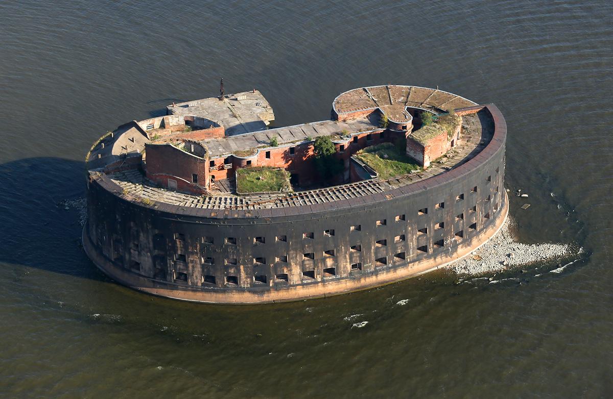 форт в кронштадте фото моему