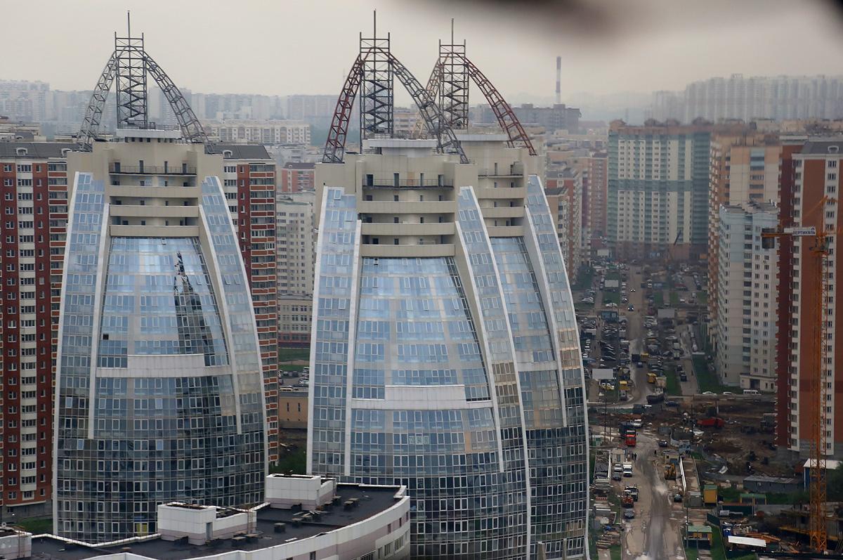 above-Moscow-Krasnogorsk