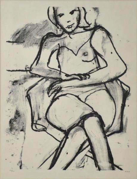 DiebenkornSeatedWoman1965