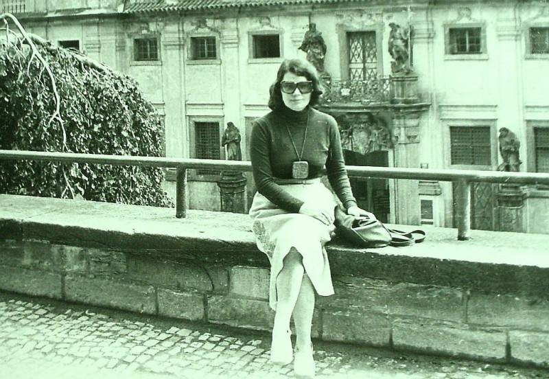 ГХ в Праге 1980