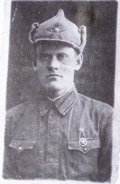 Егоров Василий Васильевич 1940