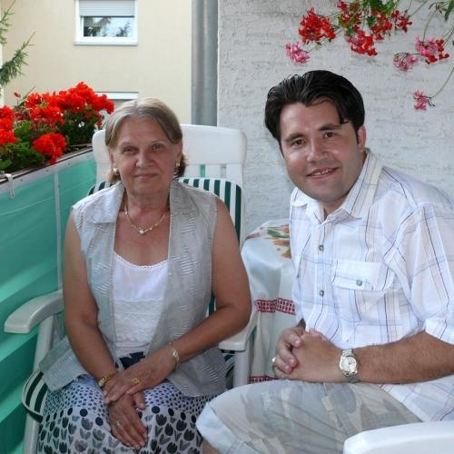 Лариса и Пауль