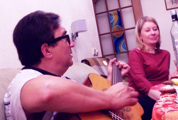 Валентин и Ольга