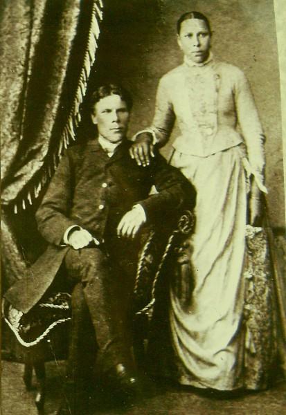 Корельские Семён и Анисья
