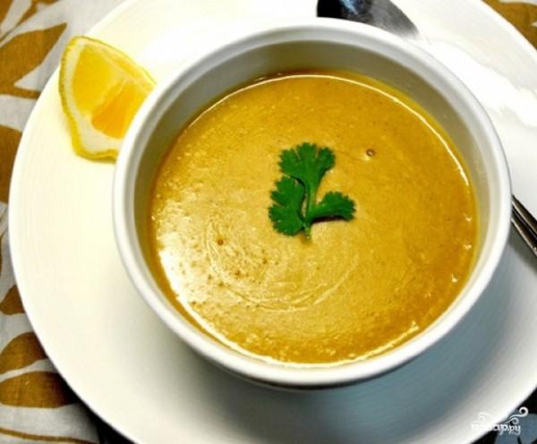 Чечевичный суп по турецки рецепт с фото