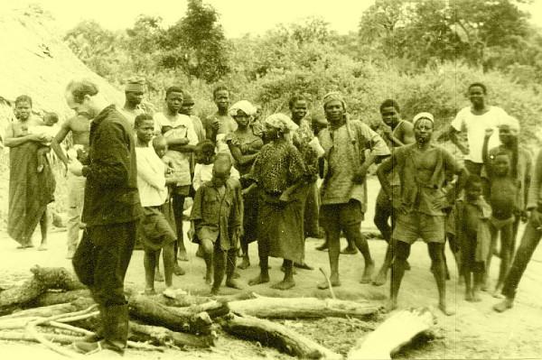 Корельский В.П. Нигерия 1971