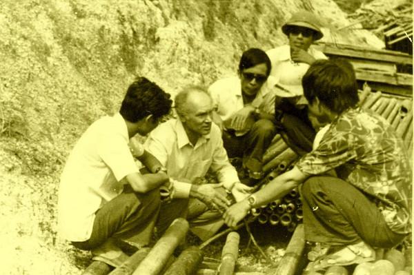 Корельский В.П. Вьетнам 1982