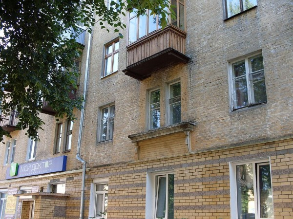 наш балкон 3 эт