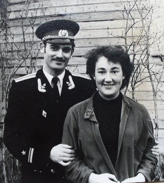 Рудольф с Зоей 1958