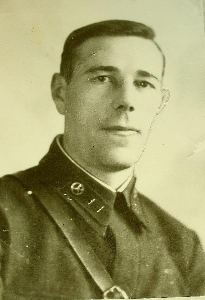 Герасимов Василий Иванович, Псков 1939