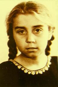 Деханова Таня 1947 год