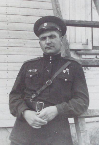 Омётов Виктор Иванович полковник