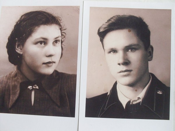 Он и Она 1953 год