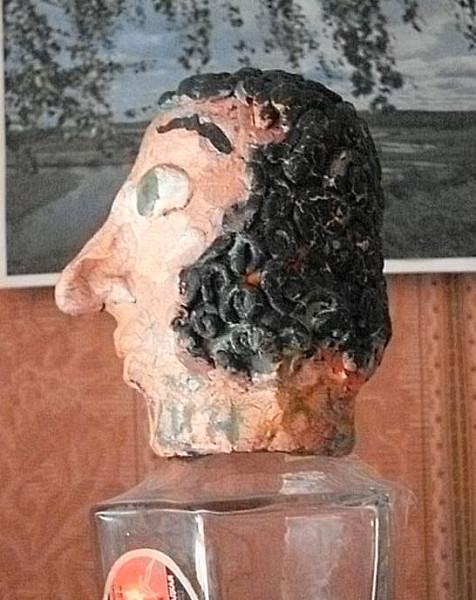 Голова Пушкина