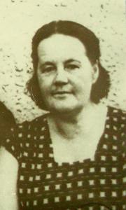 Егорова Мария Ивановна 1961
