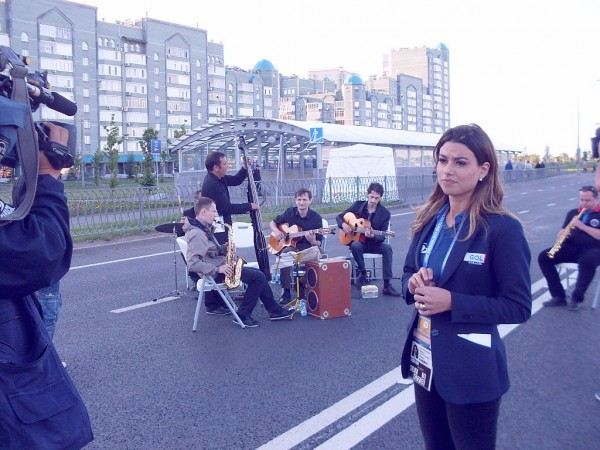 Музыка на шоссе