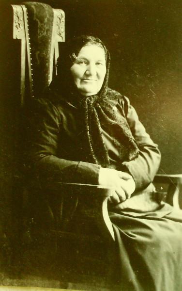 Ольга Евграфовна Покровская