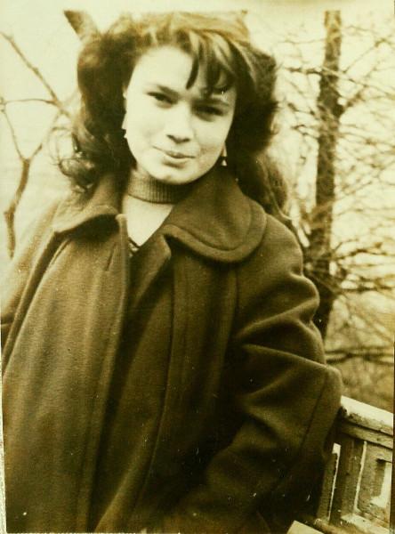 Г.А. Хлебникова 1960-е