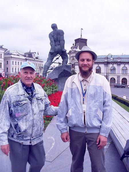 Ф.А. Стрелков Г.С. Егоров 2017