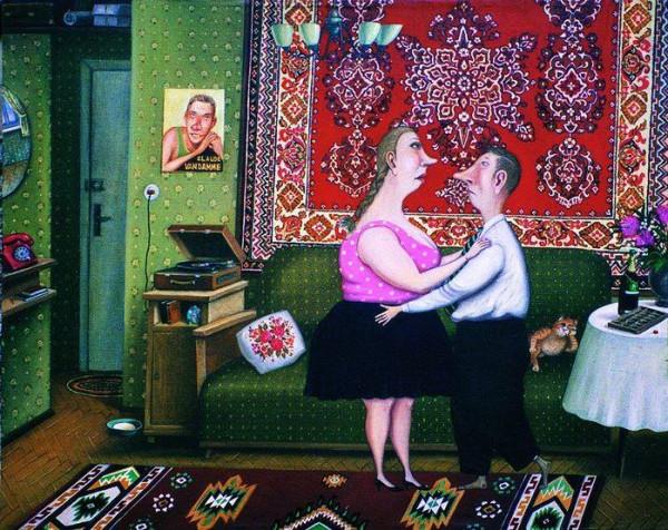 МЕДЛЯК Валентина Губарева