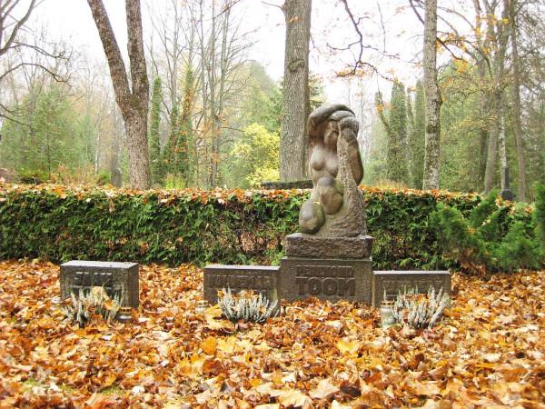 Кладбище Раади окт. 2013
