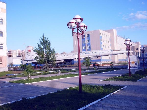 ТУ-144 1