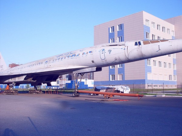 ТУ-144 2