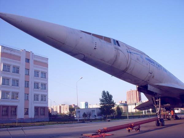 ТУ-144 4