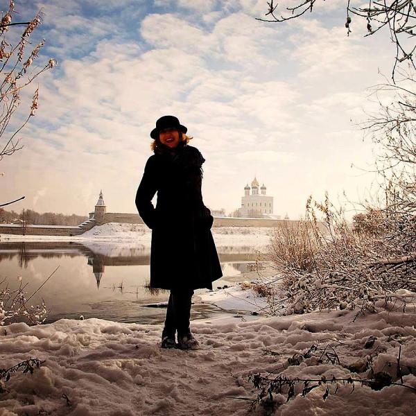Гаврилова Светлана, Псков, ноябрь 2017