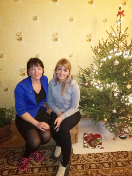 Реги и Мариан 24 дек 2017 Тарту