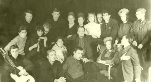 Театр Дон Кихот г. Горький 1966