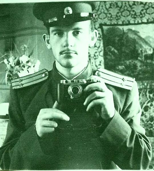 Егоров Геннадий Сергеевич Псков 1956