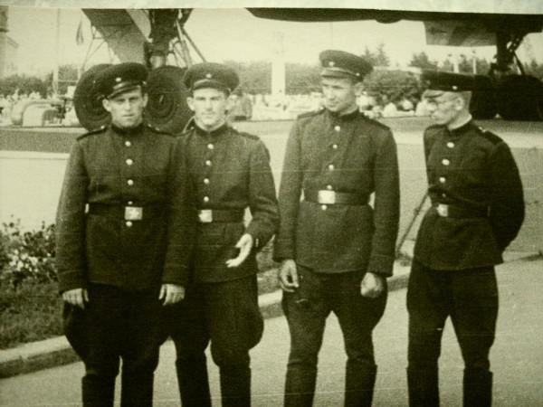 ВДНХ 1959 Москва