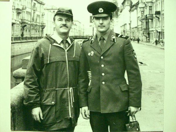 Егоровы Ленинград 1988