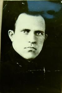 Егоров Сергей Васильевич Псков 1938 год