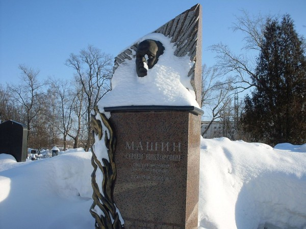 Арское кладбище-9 зимой 2011