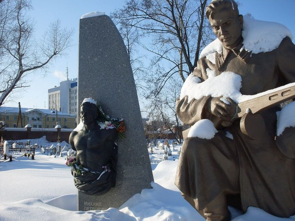Арское кладбище-10 зимой 2011