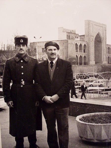 Егоров Сергей Ташкент 1988