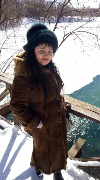 Елена Черняева 9 марта 2018