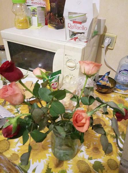 Розы от Егорова Елене