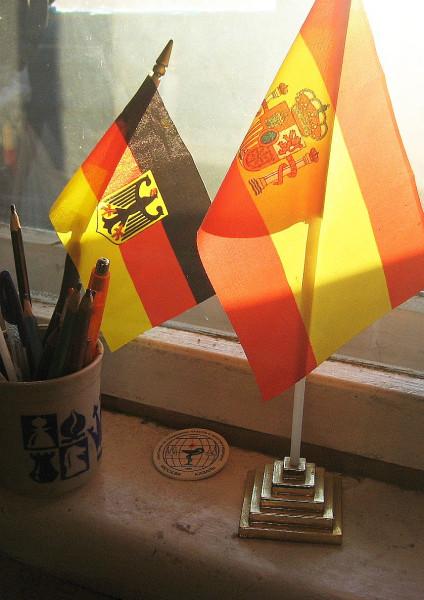 Все флаги в гости к Егорову