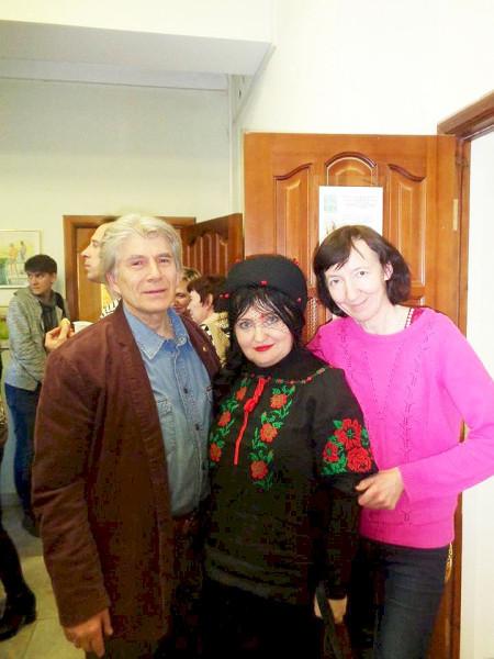 Елена Черняева Натан Солодухин