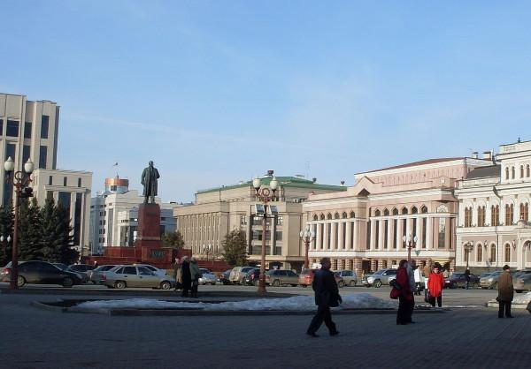 Казань 1 апр 2010