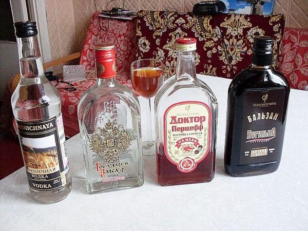 Выпьем что-ли на праздник...