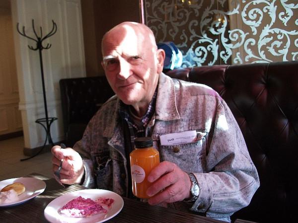 Завтрак Егорова Геннадия