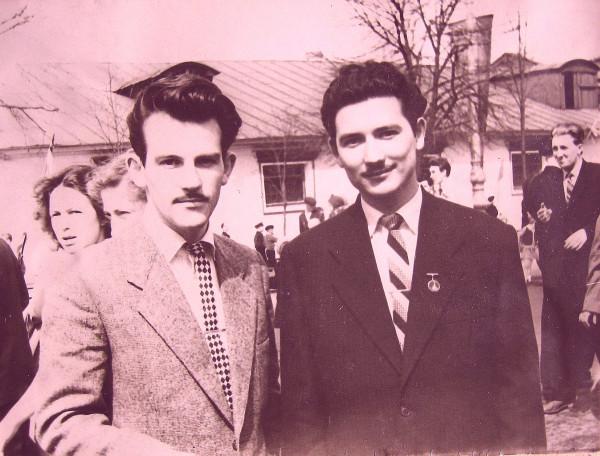 Егоров Полянин 1 мая 1959