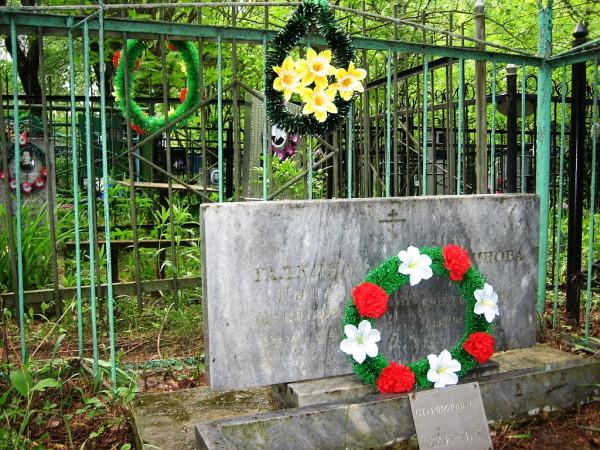 Надгробие 7 июня 2018 Казань